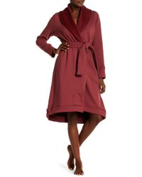 UGG - (r) Duffield Double Knit Robe - Lyst
