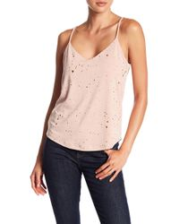 Sincerely Jules - Nora Metallic Camisole - Lyst