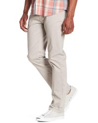 Tailor Vintage - Comfort Stretch 5-pocket Straight Leg Trousers - Lyst