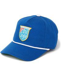 c34d8b36 American Needle Foundry Kansas City Royals Mesh Back Baseball Cap in Blue  for Men - Lyst