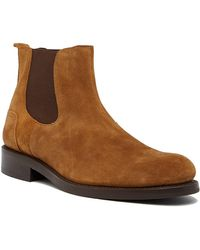 Wolverine - Montague Chelsea Suede Boot - Lyst