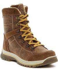 Santana Canada - Marlie Wool Blend Lined Waterproof Boot - Lyst