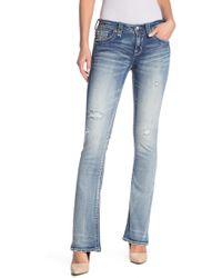 Rock Revival - Mid-rise Boot Cut Jeans - Lyst