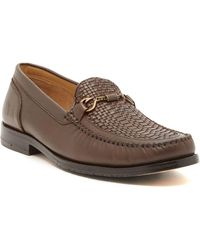 Tommy Bahama - Maya Bay Leather Bit Loafer - Lyst