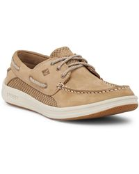 Sperry Top-Sider | Gamefish 3-eye Boat Shoe - Wide Width Available | Lyst