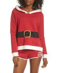 Cozy Zoe - Holiday Spirit Pajamas - Lyst