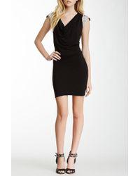 Sky - Hanaz Embellished Dress - Lyst