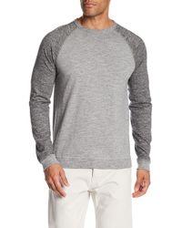 Rag & Bone - Colorblock Raglan Sleeve Sweatshirt - Lyst