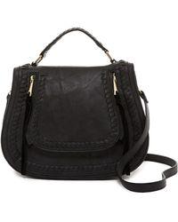 Urban Expressions - Chile Vegan Leather Saddle Bag - Lyst