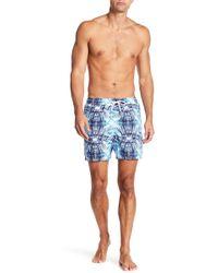 Jared Lang - Jellyfish Print Swim Shorts - Lyst