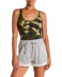 Kendall + Kylie - Tank Bodysuit - Lyst