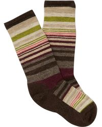 Smartwool - Jovian Striped Crew Socks - Lyst