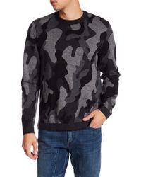 Benson | Wool Camouflage Sweater | Lyst