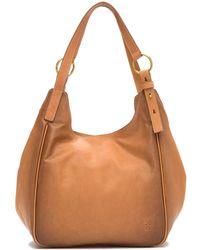 Frye - Madison Leather Shoulder Bag - Lyst