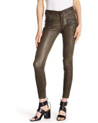 PAIGE - Edgemont Leather Pants - Lyst