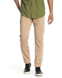 Rag & Bone Fit 2 Slim Fit Pants - Natural