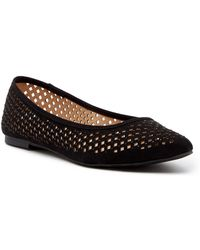 Madden Girl | Klahra Perforated Flat | Lyst