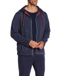 Tommy Bahama - Zip Up Hoodie - Lyst