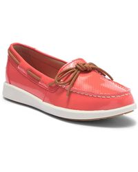Sperry Top-Sider - Oasis Canal Leather Boat Shoe - Lyst