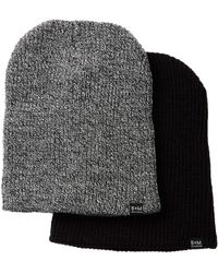 Bickley + Mitchell - 2 Pack - Beanies - Lyst