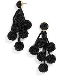 BaubleBar - Updated Cocoa Drop Earrings - Lyst