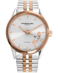Raymond Weil - Men's Freelancer Automatic Watch, 38mm - Lyst