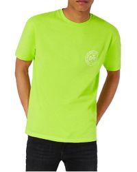 Topman | Oversize Crewneck T-shirt | Lyst