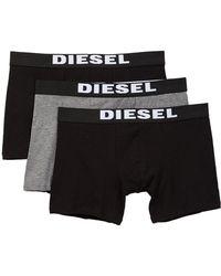 DIESEL - Sebastian Boxer Brief - Pack Of 3 - Lyst