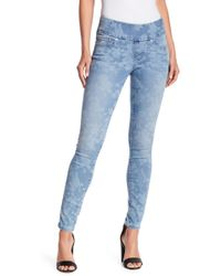 Jag Jeans - Nora Paisley Print Pull-on Jeggings - Lyst