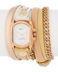 La Mer Collections - Women's Mozambique Wrap Watch - Lyst
