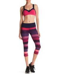 Brooks - Greenlight Capri Legging - Lyst