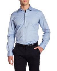 David Donahue - Regular Fit Sports Shirt - Lyst