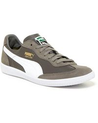 af491f7bce1 Lyst - Puma Super Liga Og Retro in Black for Men