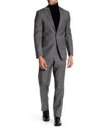 Spurr By Simon Spurr - Varied Plaid Modern-regular Fit Suit - Lyst