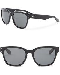 Nike - Men's Volano 55mm Square Sunglasses - Lyst