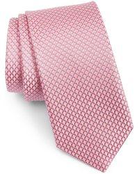 John W. Nordstrom - John W. Nordstrom 'grayson Mini' Silk Tie - Lyst