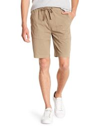 Tailor Vintage - James Surplus Pocket Pull-on Shorts - Lyst