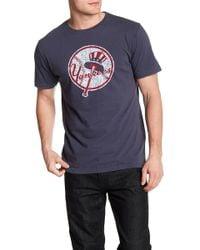 American Needle - Brass Tack Tee Ny Yankees - Lyst