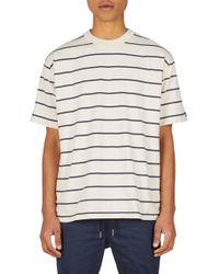 Zanerobe - Stripe Box T-shirt - Lyst