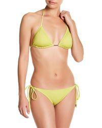 Eberjey - Cactus Crush Eva Bikini Bottom - Lyst