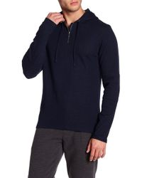 The Kooples | Double Face Hoodie | Lyst