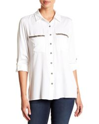 Kut From The Kloth - Danny Button Down Shirt - Lyst