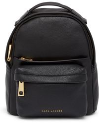 Marc Jacobs - Varsity Pack Small Leather Backpack - Lyst