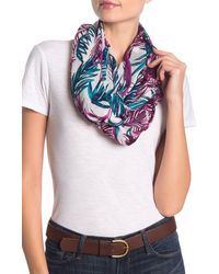 Tommy Bahama - Fronds Of A Feather Infinity Scarf - Lyst