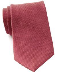 Calvin Klein - Modern Oxford Solid Tie - Lyst