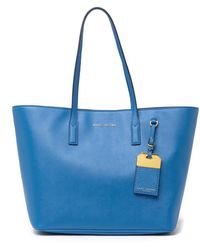 Marc Jacobs - Luggage Tag Tote Bag - Lyst