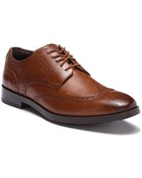 7826eac0441 Nordstrom Rack · Cole Haan - Jefferson Grand Wingtip Oxford - Wide Width  Available - Lyst