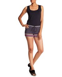 Analili - Danielle Patterned Shorts - Lyst