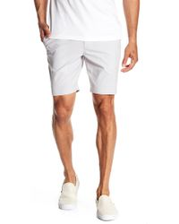 Original Penguin - Stretch Cord Micro Stripe Shorts - Lyst