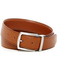 Cole Haan - Reversible Leather Belt - Lyst